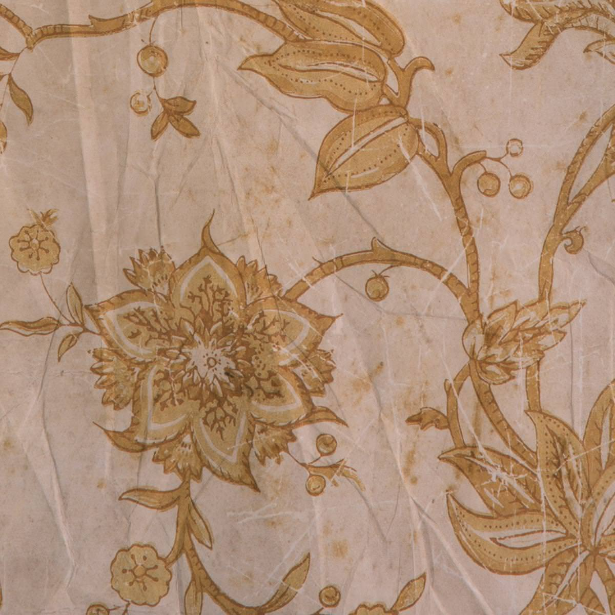 Chinoiserie Floral Wallpaper X2
