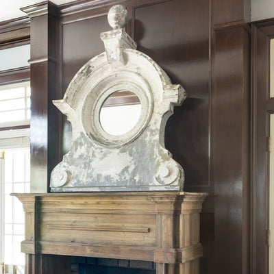 Park hill french dormer mirror, antique french mirrors for sale