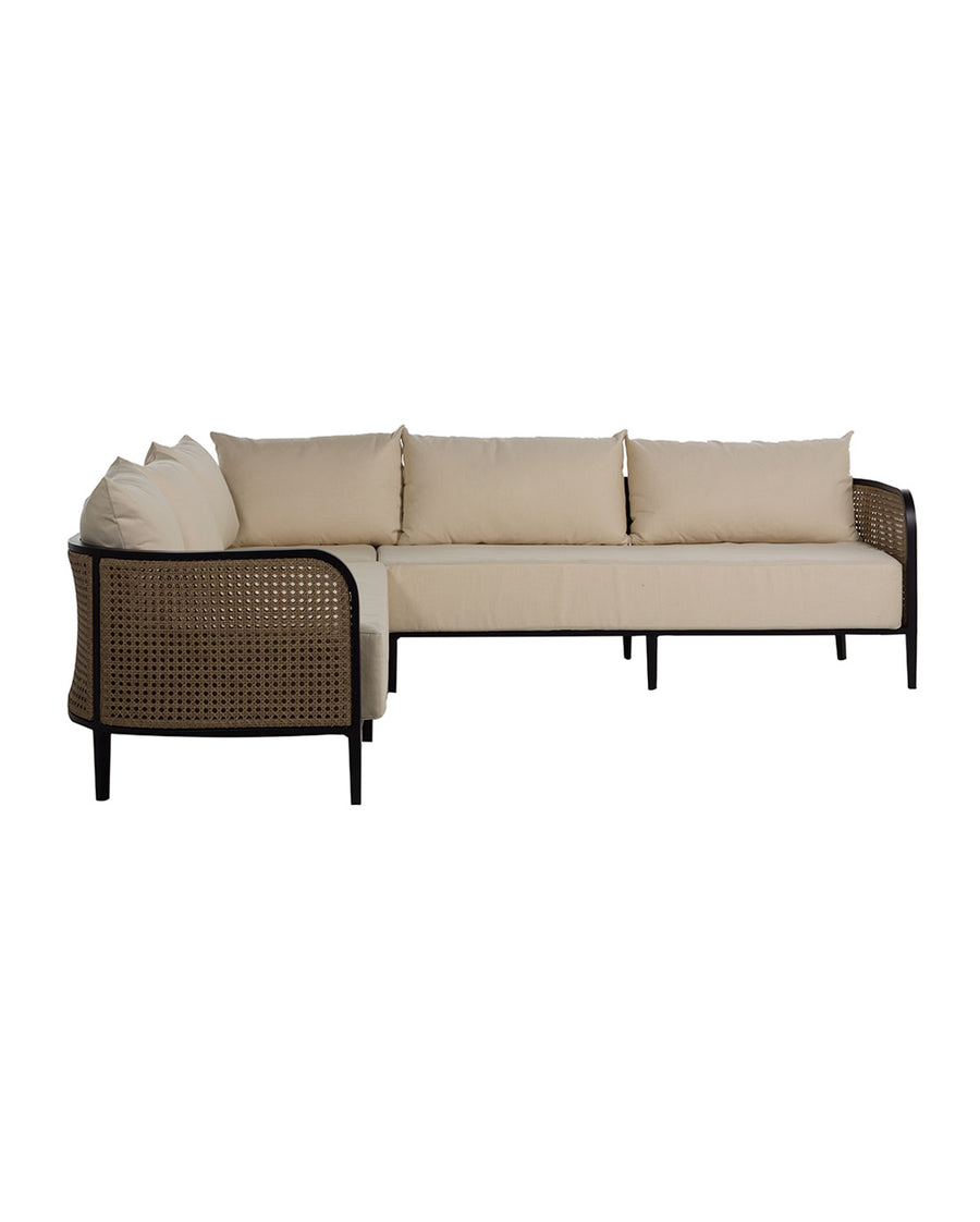 Cuban Outdoor Sectional Set