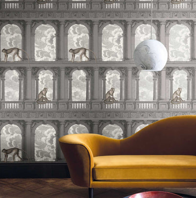 Cole and Son Wallpaper Fornasetti Senza Tempo - Procuratie con vista