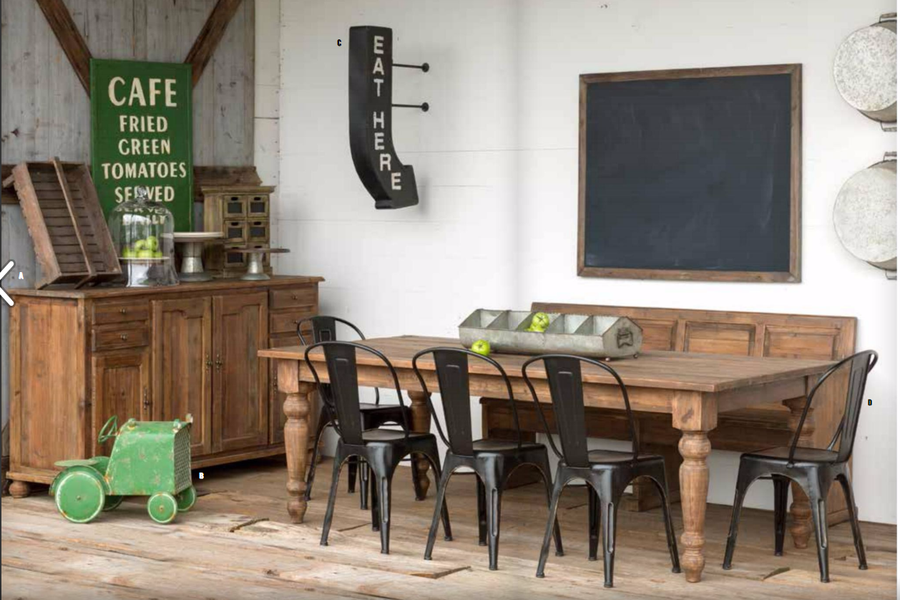 Old Pine-Farm Dining Table