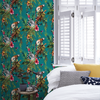 botanical wallpaper for walls for sale, hotel and lounge wallpaper for walls