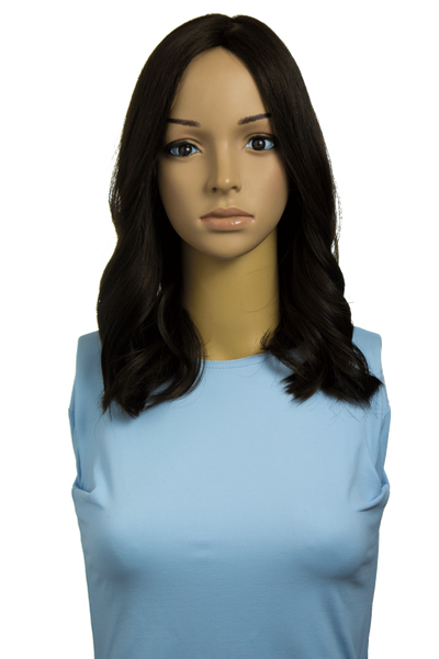 Lena Handmade Brown Wig with Baby Hair 1351LW