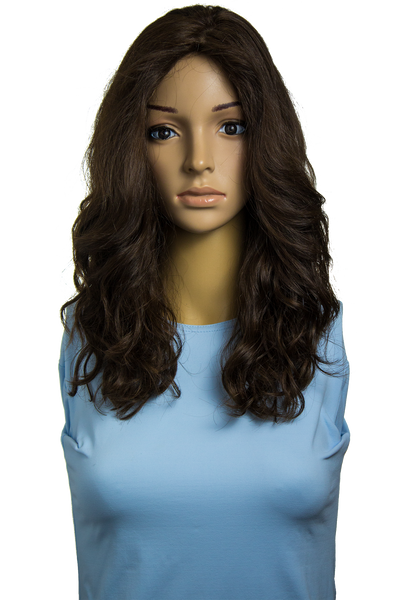 Renaissance Brown Wavy Wig 1533RWC