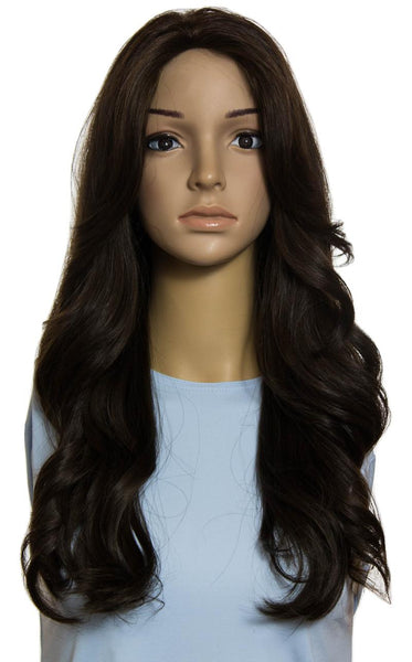 Gali European Dark Brown Wig 1274GWW