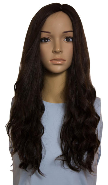 Miri European Supreme Dark Brown Wig 1194MWW