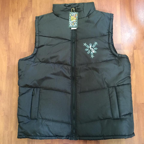 3 STARS AND SUN SLEEVELESS JACKETS