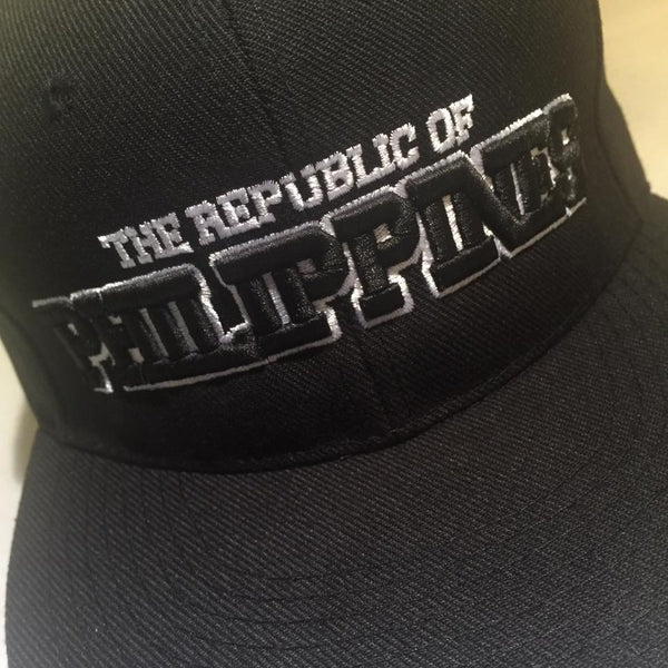 A Republic of the Philippines Snapback