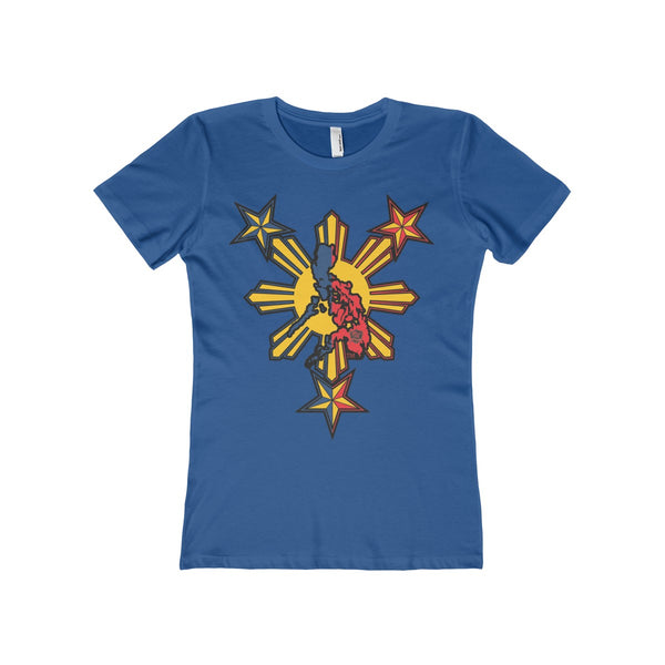 Traditional Sun Womens Tee