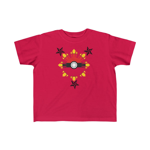 Philippines 3 Stars and Sun Ball Tee (Toddlers)