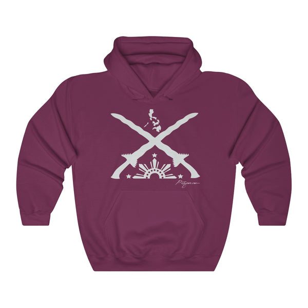 Swords and Sun Unisex Heavy Blend™ Hooded Sweatshirt