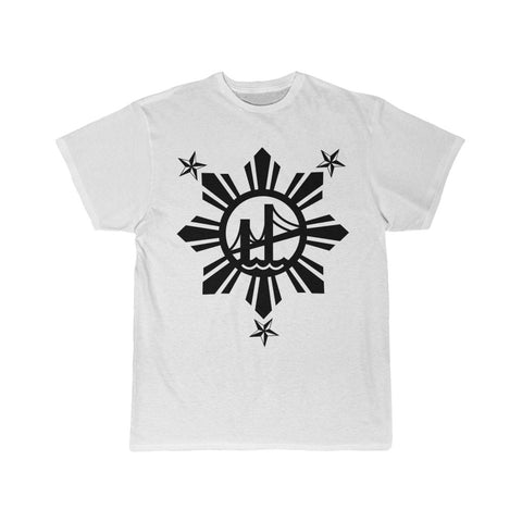 3 Stars and Sun Bridge Tee