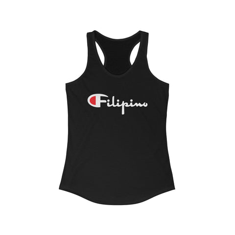 Filipina Champion Racer Back Tank Top