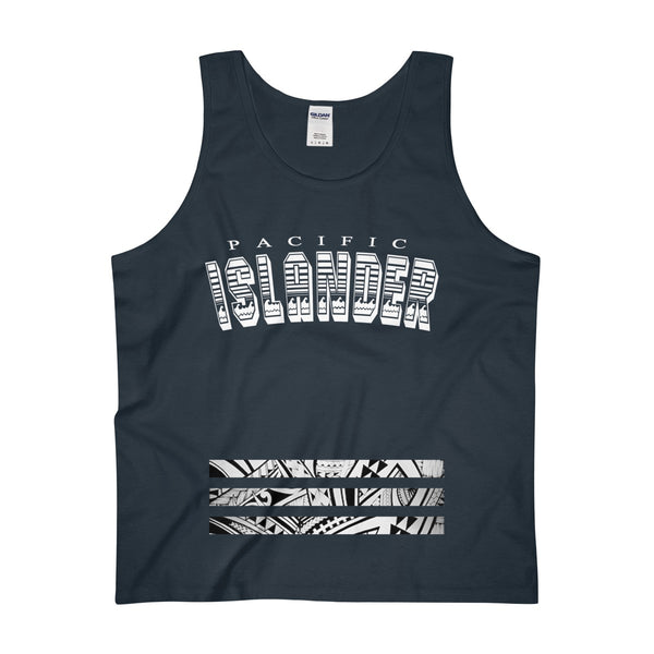 Pacific Islanders Tribal Bars Tank Top