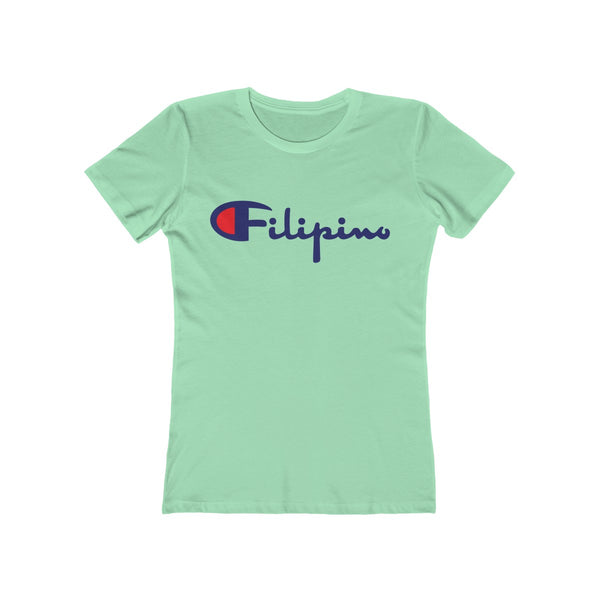 Filipina Champino Tees
