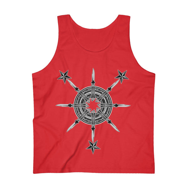 Balisong Tribal Sun Tank Top
