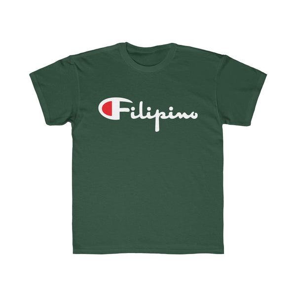 Filipino Champion Kids Regular Fit Tee