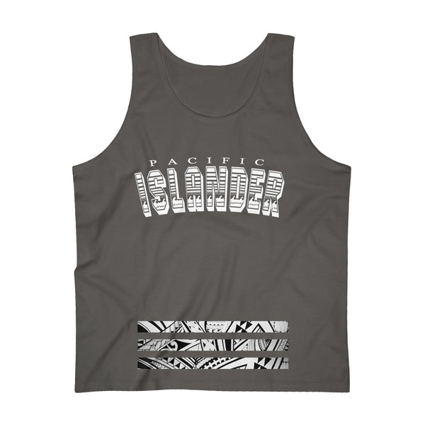 Copy of A Pacific Islander Tribal Bars Tank Top