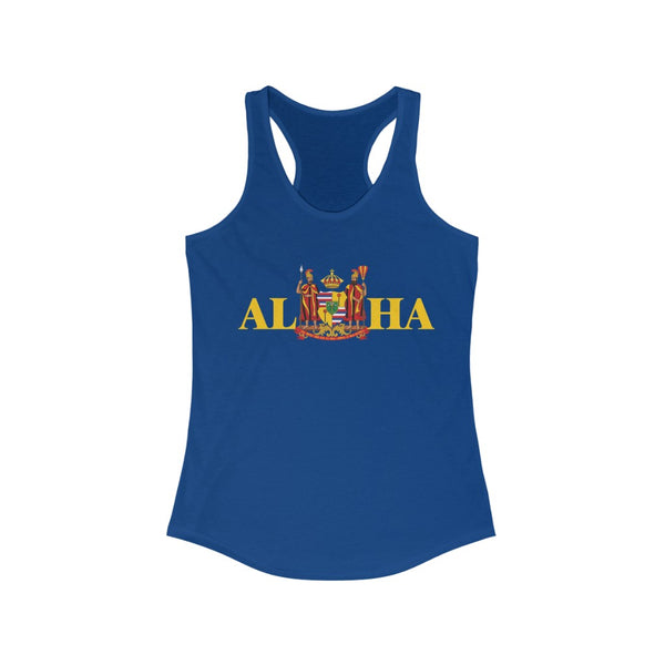 Aloha Crest Women's Ideal Racerback Tank