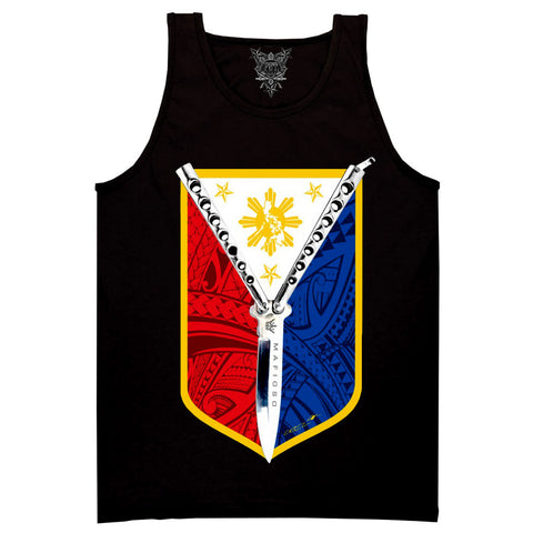 BALISONG SHIELD TANK TOP