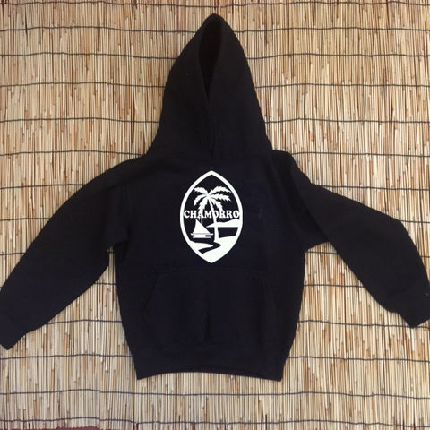 CHAMORRO SEAL YOUTH HOODIE