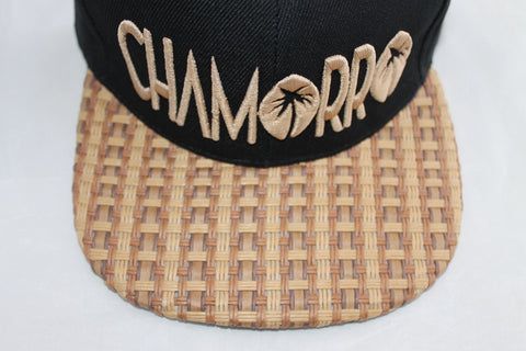 1 Chamorro Palms Weave Brim (Sold Out