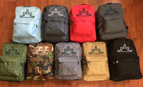 A RISING SUN ISLANDER 180 BACKPACK COLLECTION
