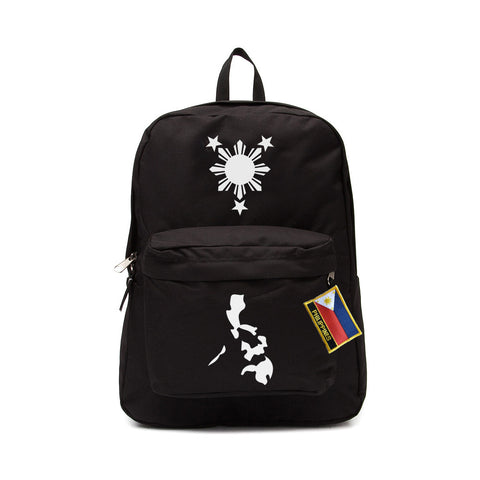 3 Stars and Sun Island Backpack Collection