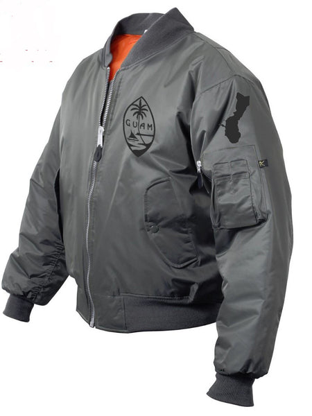 Guam Bomber Mens Jacket