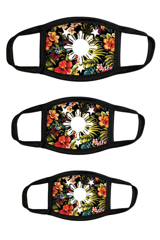 Filipino Sun Floral Protective Dust masks (Limited Edition)