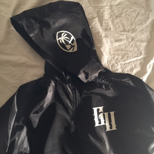 GU PALMS Windbreaker Jackets