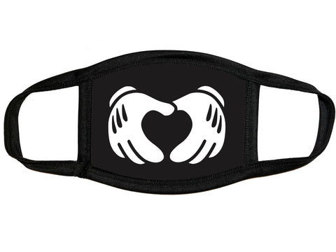 Hands Heart Protective Dust masks