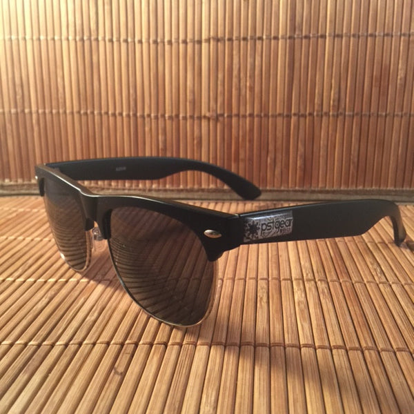 TRIBAL WIRES BLACK SPECTACLES