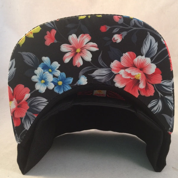 PACIFIC ISLANDERS RED FLORAL BRIM (LIMITED EDITION)