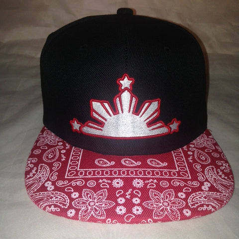 3 STARS AND SUN BANDANA BRIM COLLECTION
