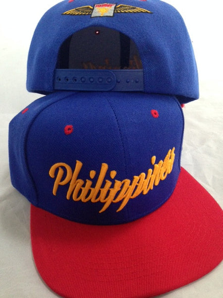 PHILIPPINES TRADITIONAL SNAPBACK