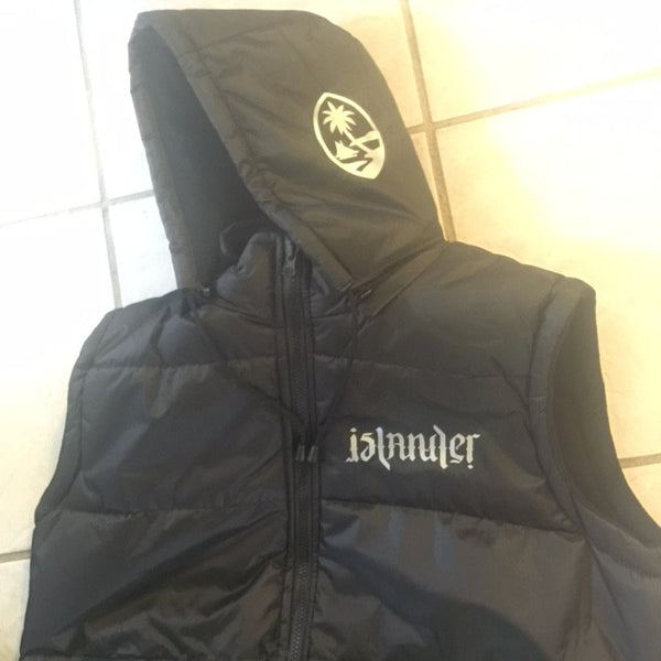 Islander 180 GU Seal Sleeveless Jacket