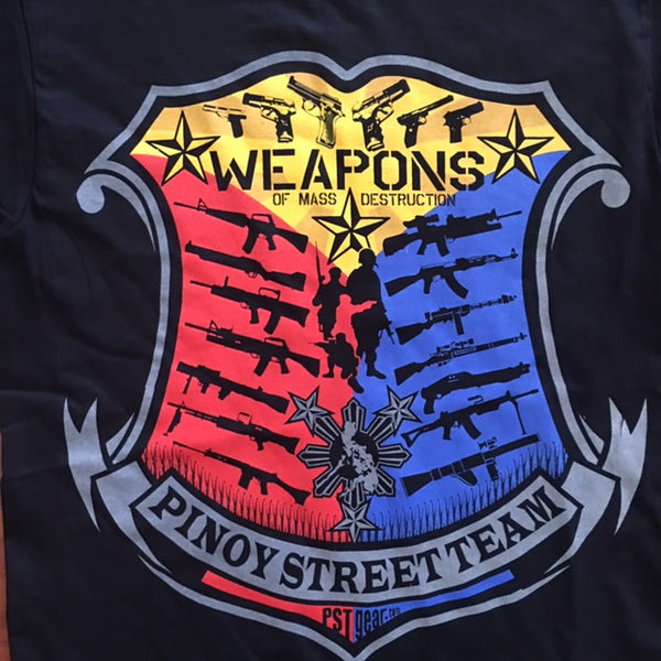A Pst Weapons Shield