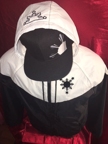 3 Stars and Sun Track Jacket