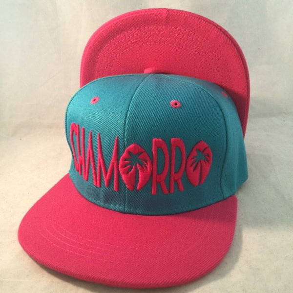 CHAMORRO PALMS KIDS SNAPBACK