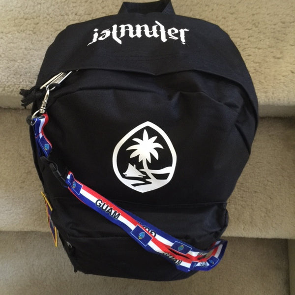 A Guam Chamorro 180 Backpack Collection