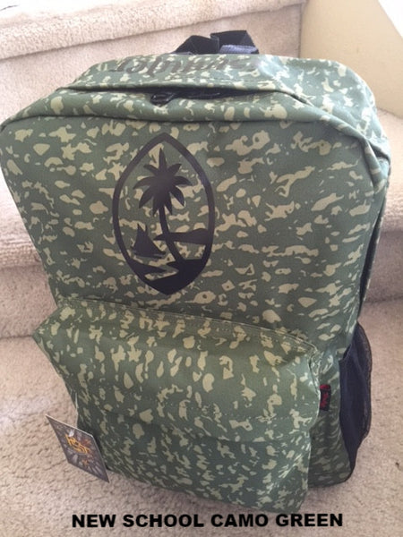 A GUAM CHAMORRO 180 BACKPACK