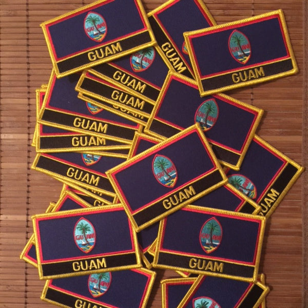 GUAM PATCHES