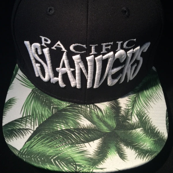 PACIFIC ISLANDERS PALM TREES