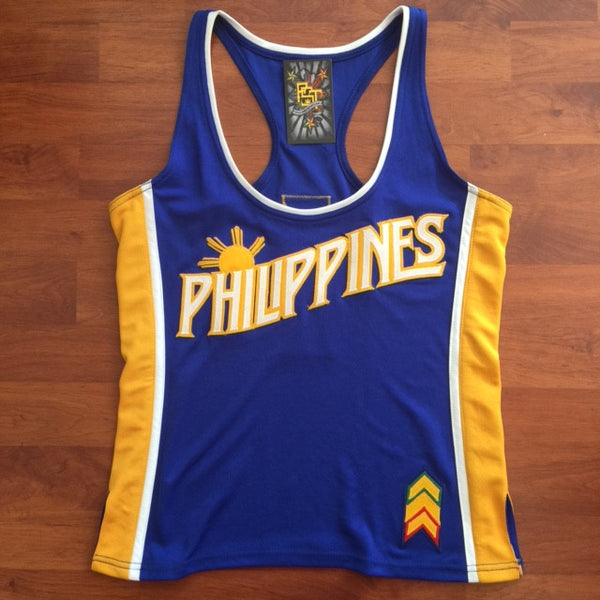 Philippines Racer Back Jersey