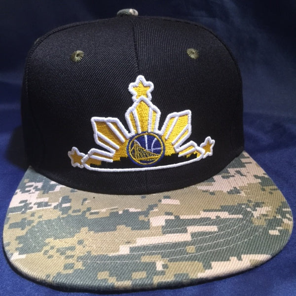 Warriors Golden Sun Camos