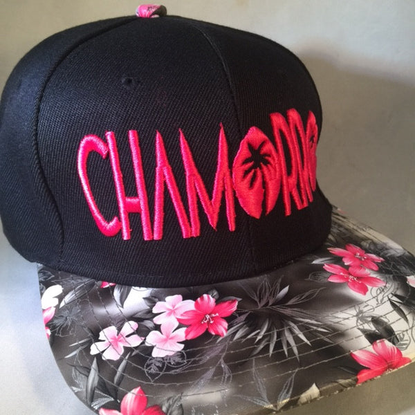 CHAMORRO PALM FLOWER BRIM