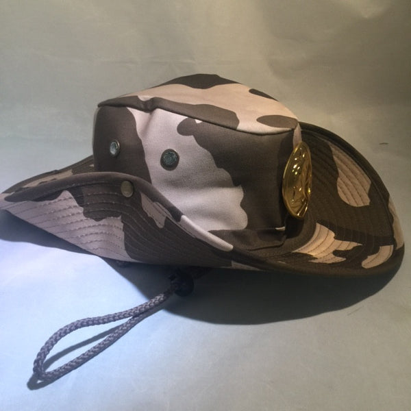 GUAM SAFARI CAMO GOLD COLLECTION