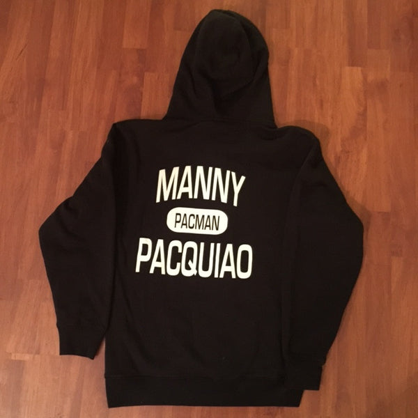 MANNY PACMAN PACQUIAO ZIP UPS