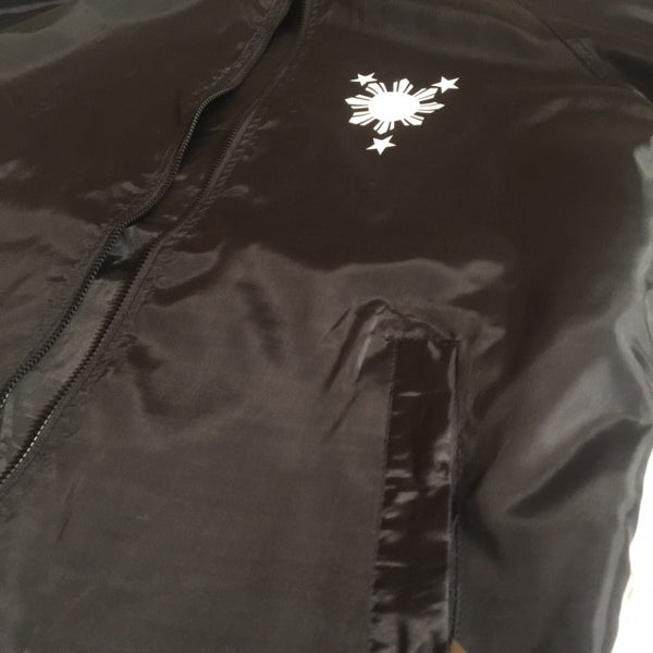 3 STARS AND SUN Mens Windbreaker Jackets